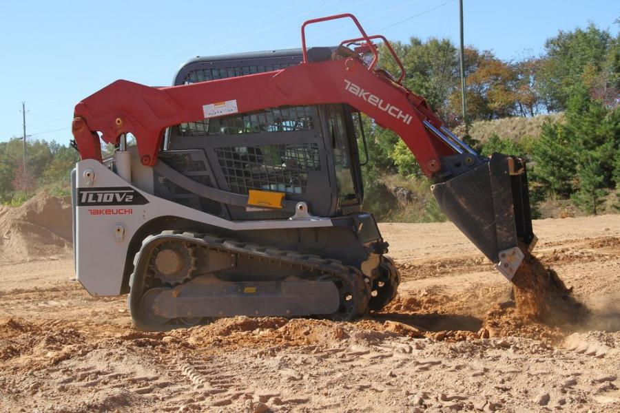 RoadBuilders Machinery & Supply will carry the full lineup of Takeuchi equipment, including excavators, track loaders, skid steer loaders and wheel loaders.