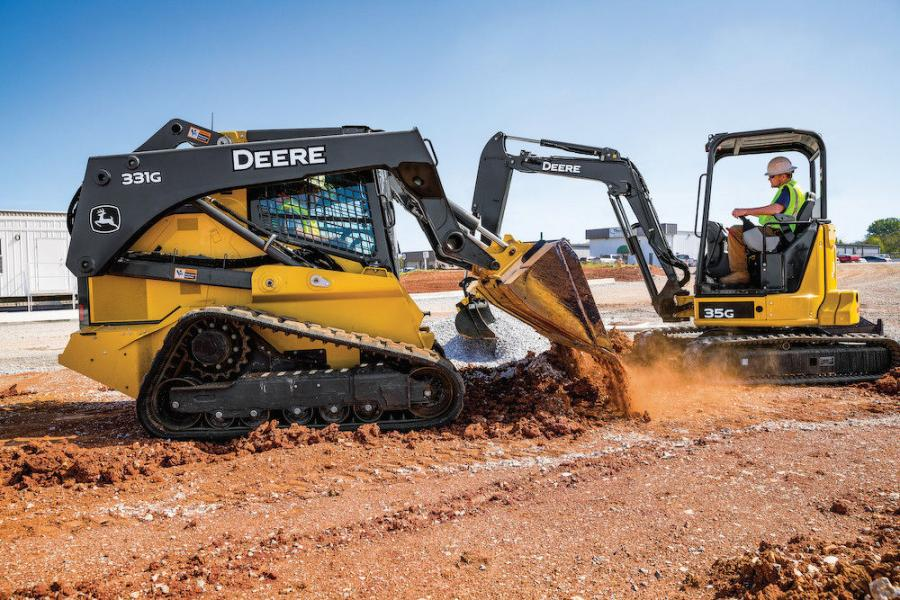 West Side Tractor Sales announced the expansion of the John Deere compact equipment line in additional Indiana counties throughout the state. John Deere's compact construction equipment (CCE) product line includes skid steers, track loaders, compact excavators and compact loaders.