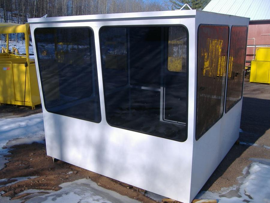 CRA offers operator booths, crane control houses, observation towers, operator cabs, heat/cold exposure relief units, portable offices and more.