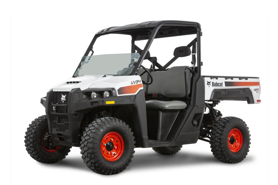 With more material added to the frame, suspension components, wheel hubs and sealed wheel bearings, Bobcat UV34 and UV34XL utility vehicles offer heightened durability. An independent rear suspension with sway bar provides improved ride quality and handling.