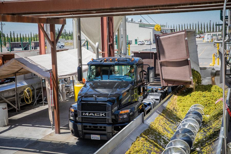 Mack Trucks recently released the sixth episode of its RoadLife 2.0 series highlighting Ceres, Calif.-based Bronco Wine Company.