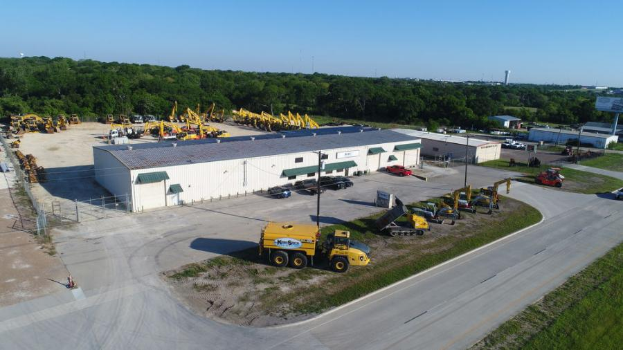 The Waco office is the 12th full-service branch for the heavy equipment distributor and 7th location in Texas.