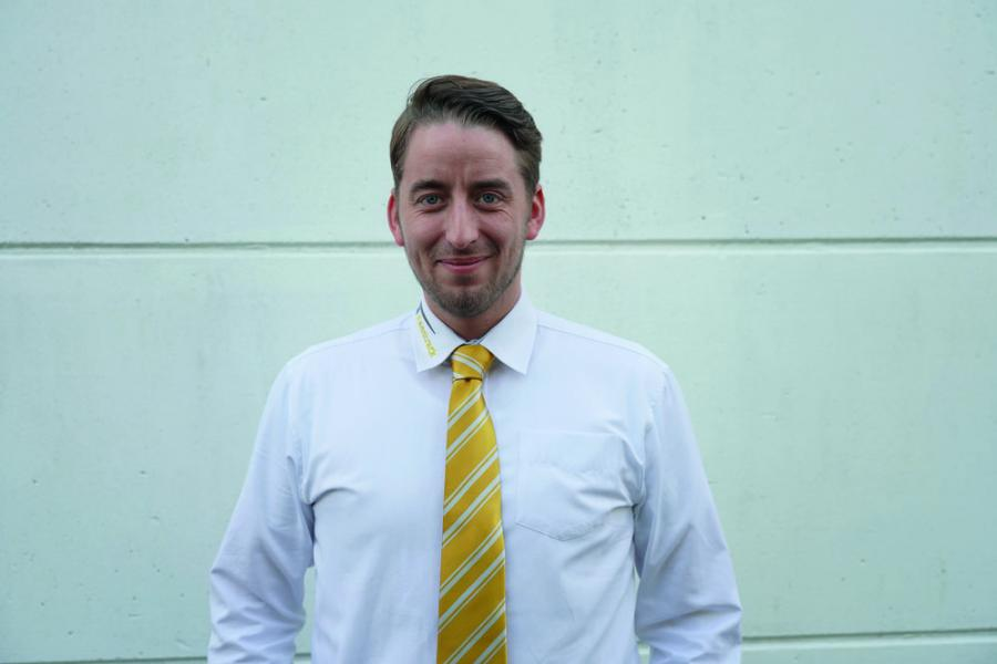 Michael Brookshaw's tasks will be taken over by the CEO of Keestrack, Frederik Hoogendoorn (pictured), second generation business owner.