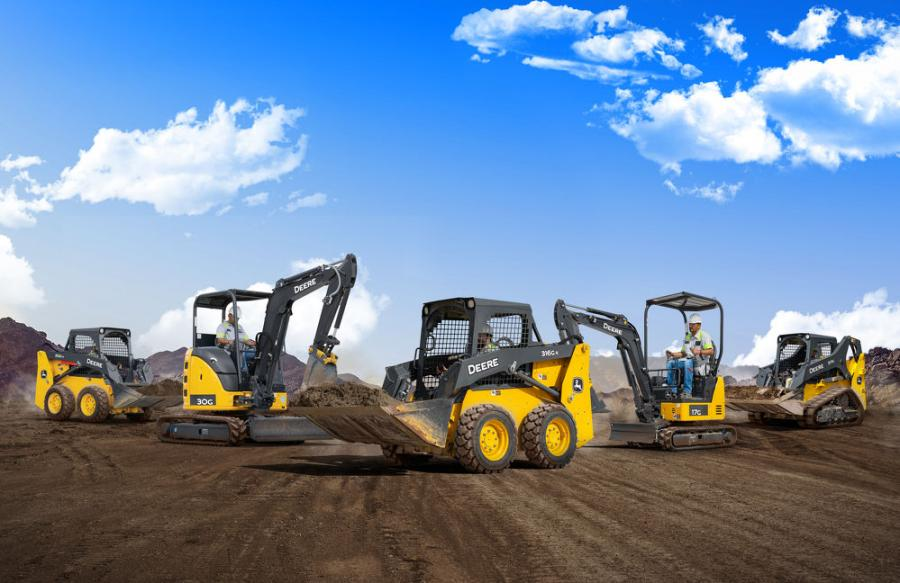 The 17G and 30G excavators, 312GR and 316GR skid steers or 317G compact track loader are eligible to receive special financing options that are easy on the wallet, but tough on the job, according to the manufacturer.