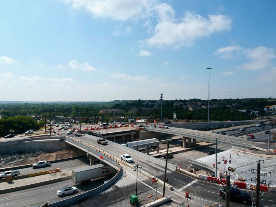 TxDOT's $78.8 million I-35 from Stassney Lane to William Cannon Drive project will improve safety and mobility in south Austin.