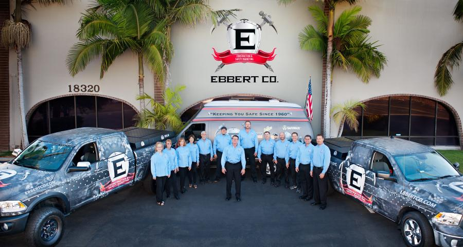 Ebbert Company offers sales and service of Minnich concrete vibrators to customers in Southern Calif., Ariz., Nev. and N.M.