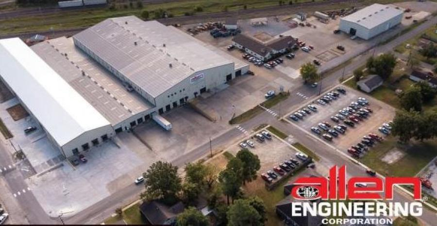 AEC factory and headquarters in Paragould, Ark.