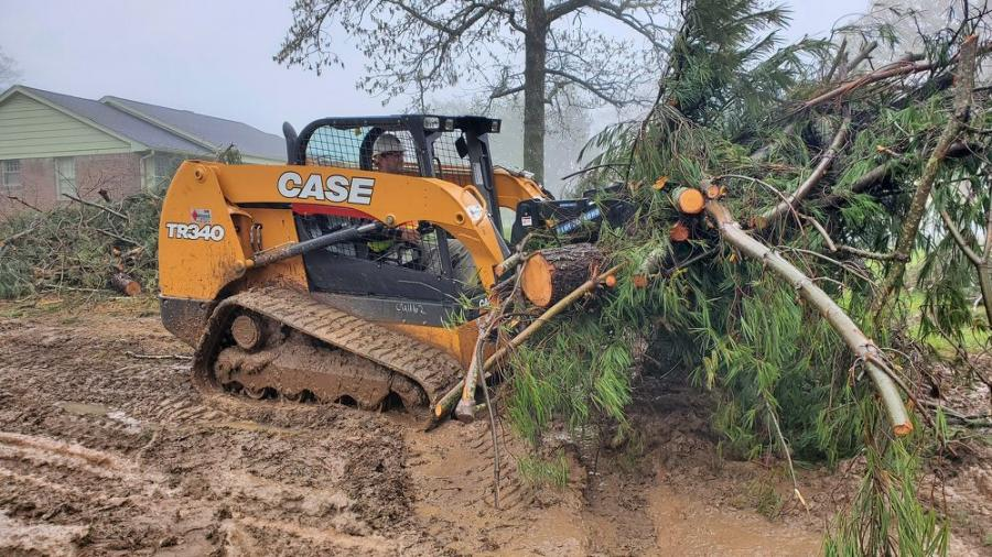 Diamond has provided equipment to Team Rubicon's heavy equipment cadre for debris removal and cleanup in two separate operations based in Cookeville and Chattanooga.