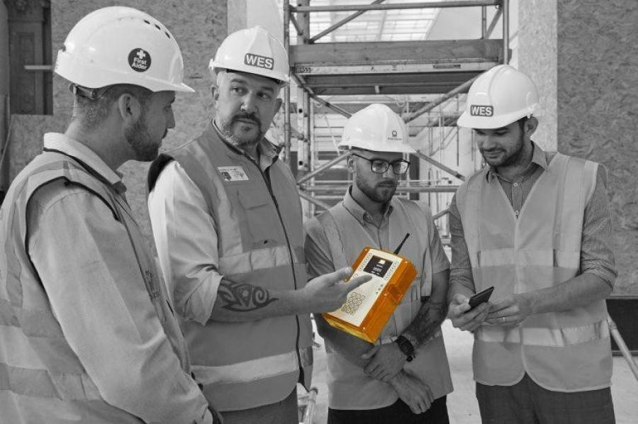 Ramtech has introduced two new products - WES CONNECT and REACT - to help owners and construction professionals save lives, protect assets and gain valuable insight to site safety performance using real-time data.