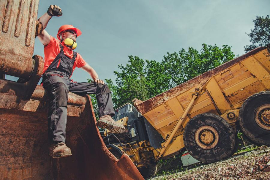 Workforce development programs target unemployed, underemployed and transitioning individuals looking for long-term careers in heavy equipment operations and construction.