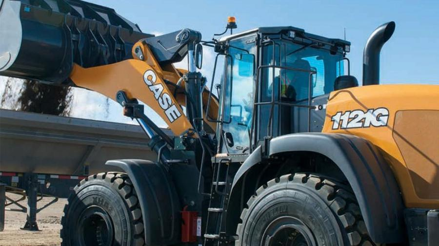 Case G Series wheel loaders will now feature electro-hydraulic control enhancements that allow the operator to independently set lift (boom) and tilt (bucket) speed to match operator preference and loading situations.