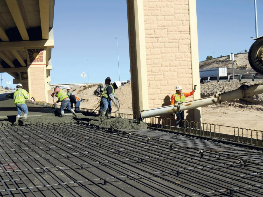 FM 1281 (Horizon), FM 659 (Zaragoza), SH 20 (Doniphan), U.S. 85 (Paisano) and U.S. 62 (Montana) are among roads that will have construction work done beginning in the fall.