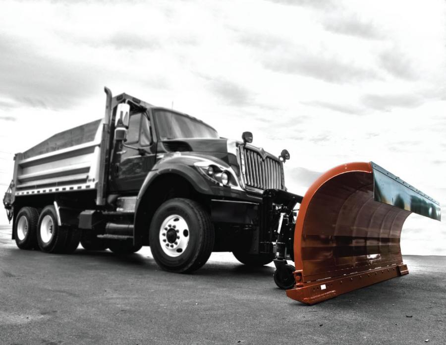 Curb shoes help to protect plow edges from damage caused by scraping against curb;cutting edges help to protect the moldboard from the road surface