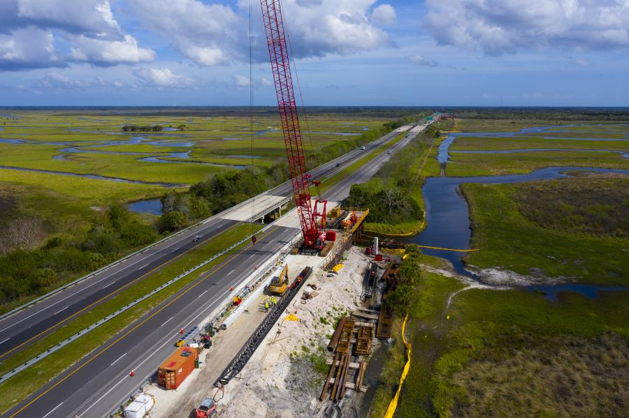 When the $2.5 billion Orlando Extension Phase 2 project is completed in 2022, passengers will be able to make the 235-mi. journey to and from downtown Miami and Orlando International Airport in under three hours.