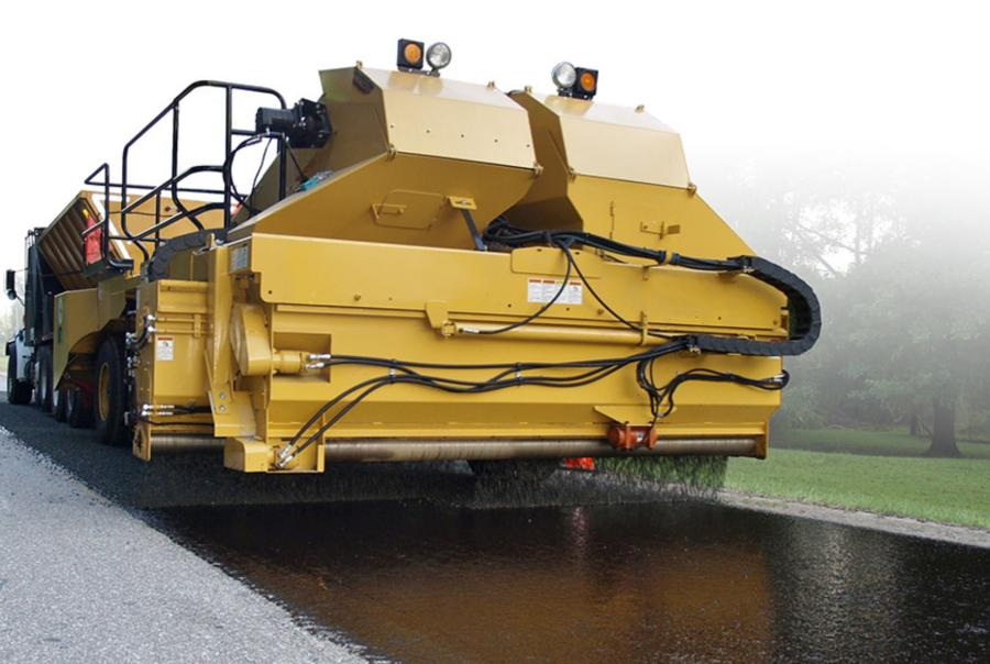 Carolina Cat recently added  the Etnyre line of asphalt equipment among product offerings in its eight western North Carolina locations.