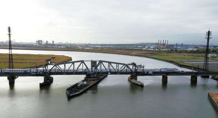 Trains crossing the bridge over the Hackensack River must slow down due to its weak structural integrity, and when it opens for maritime traffic to pass it sometimes fails to close because of aging mechanical components, disrupting rail traffic up and down the Northeast Corridor.