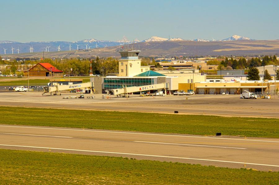 Idaho Falls Regional Airport