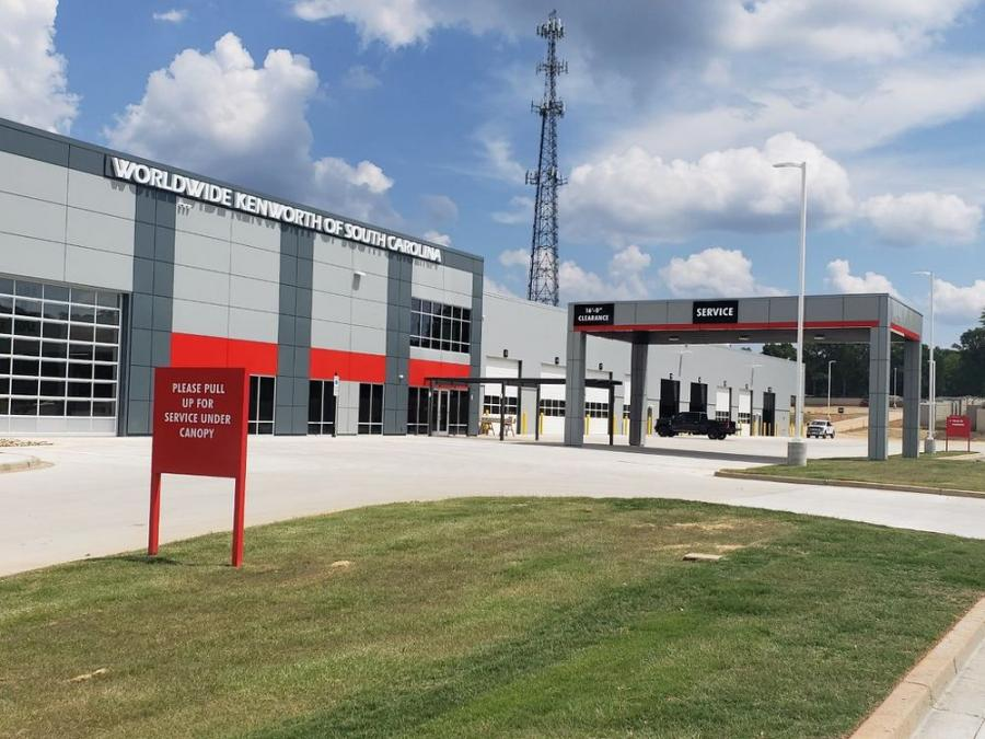 Worldwide Kenworth of South Carolina – Spartanburg is located at 295 Access Road in Spartanburg. The dealership is open from 7 a.m. to 7 p.m. Monday through Friday and 7 a.m. to 12 p.m. on Saturday.