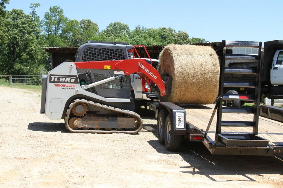 EquipmentShare will be selling the full range of Takeuchi track loaders, excavators and wheel loaders. In addition to stocking parts, this location also will be an authorized Takeuchi equipment repair center to support new and existing customers.