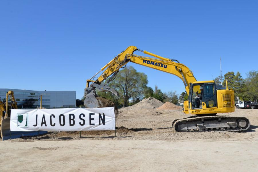 """Jacobsen Construction has won a 'Best of State' honor in six of the last seven years, but this is the first time the company is being recognized as the top """"General Contractor."""" (Jacobsen Construction photo)"""