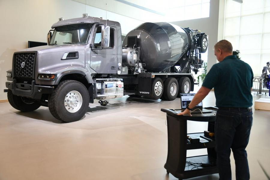 Due to COVID-19, the Volvo Trucks Customer Experience Center, located in Dublin, Va., is offering virtual pilot walk-arounds to give customers a high-definition and detailed look at their new truck models in lieu of the traditional in-person pilot review.