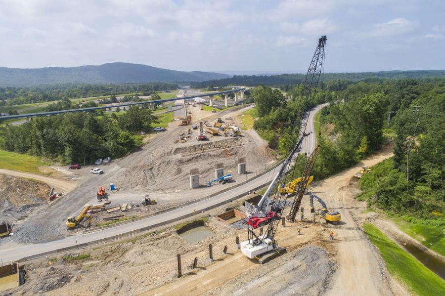 When completed, the King Expressway will make travel easier and safer between Hot Springs and Hot Springs Village, Jessieville and other points east and north of Hot Springs.