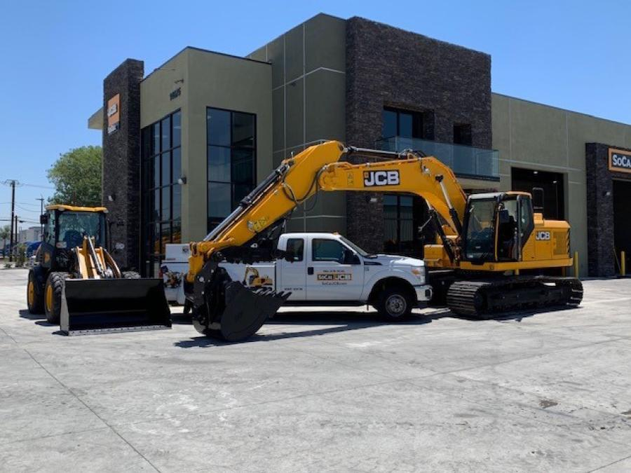 SoCal JCB: 14675 Valley Blvd., Fontana, Calif. 92335