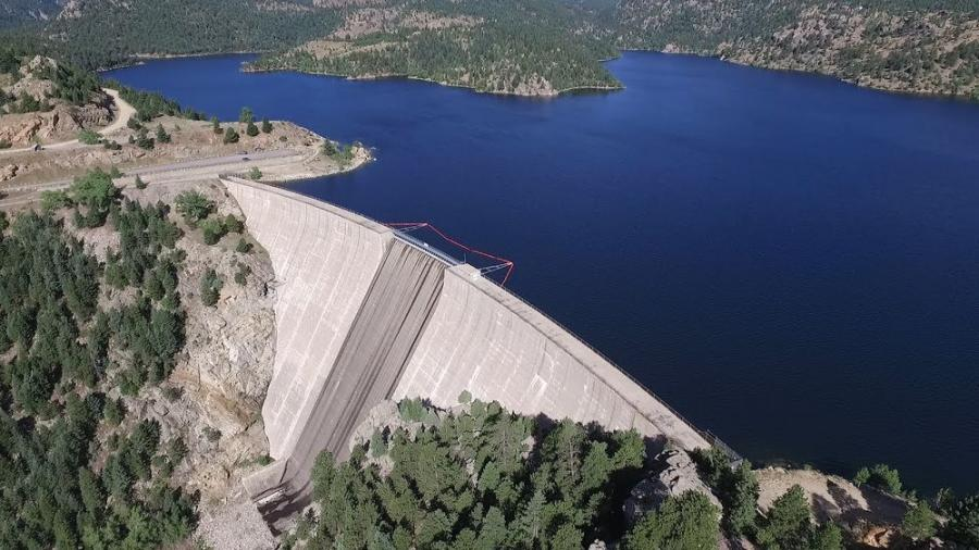 Denver Water CEO Jim Lochhead announced that the Federal Energy Regulatory Commission approved the Gross Reservoir expansion project on July 17.