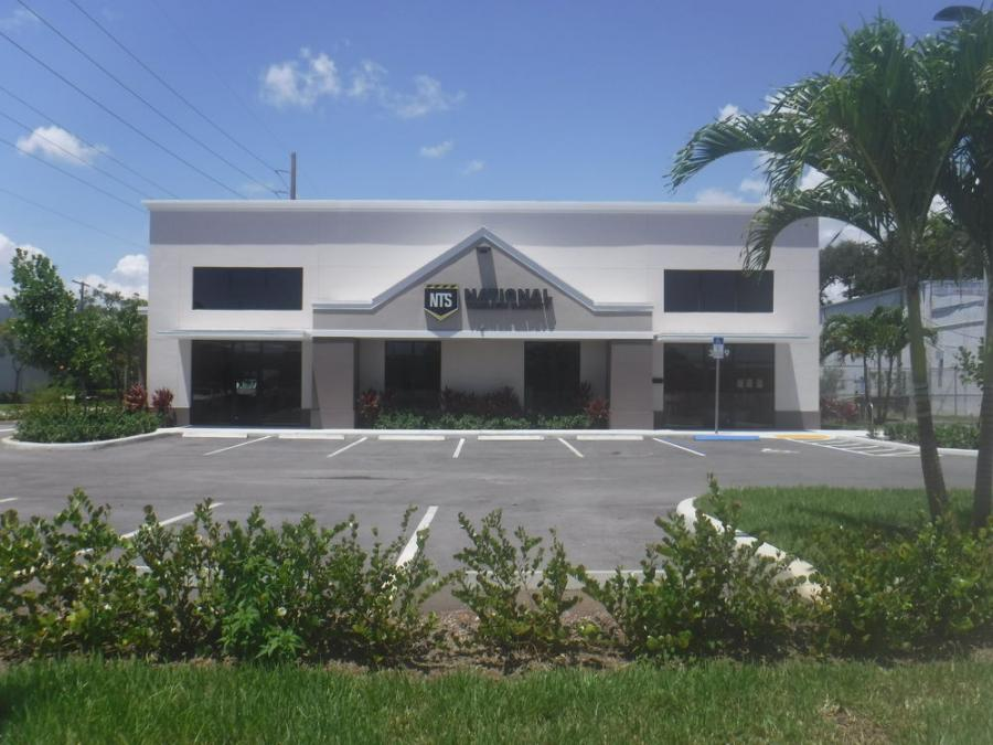 NTS completed the relocation of its existing Miami area operation to a new built to suit facility located at 3899 Ravenswood Road located in the City of Dania Beach, which provides direct interstate frontage and is across the interstate from the Ft. Lauderdale Airport.
