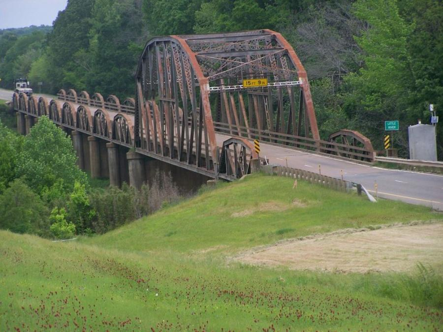 The plan is set to replace or rehabilitate 313 bridges on the county system – of which 151 are structurally deficient or functionally obsolete – and to improve 585 mi. of county roads in the next five years.