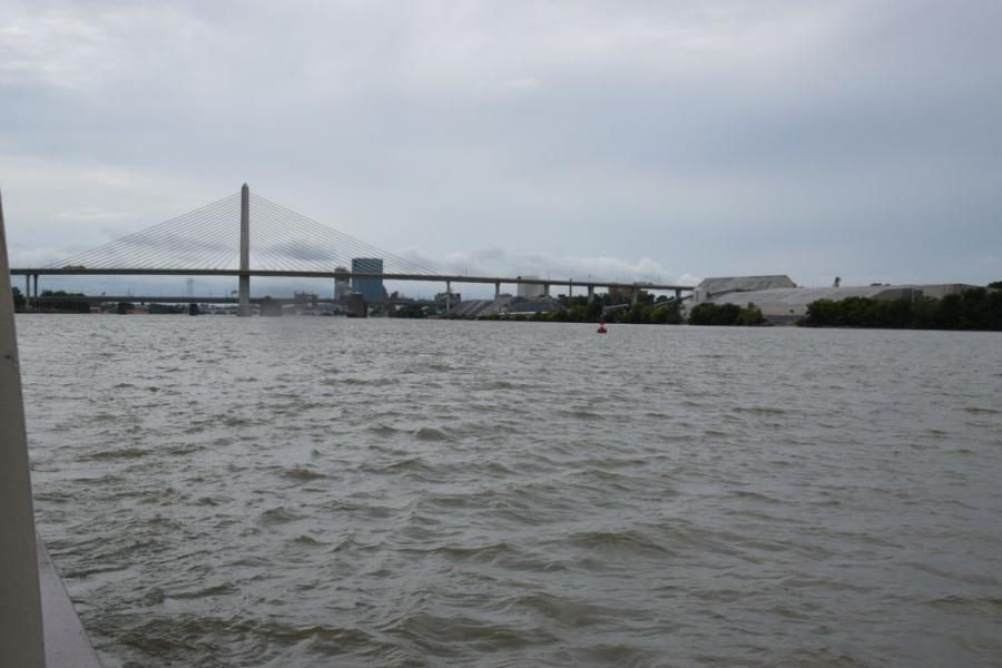 The U.S. Army Corps of Engineers, Buffalo District has awarded a $2.1 million contract to Ryba Marine and Constriction to conduct dredging of the federal navigation channel in Maumee Bay, located along Lake Erie in Toledo Harbor, in the city of Toledo, Lucas County, Ohio.