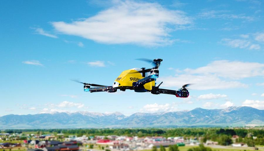 Initially developed with a mapping component, the RDR series UAVs are customizable for companies needing various configurations, including LiDAR, hyperspectral, multispectral and thermal.