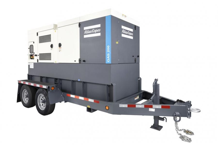 The QAS 150 offers a power rating of 150 kVA/120 kW of prime power, while the QAS 200 delivers 200 kVA/160 kW. The two models also are dual frequency capable.