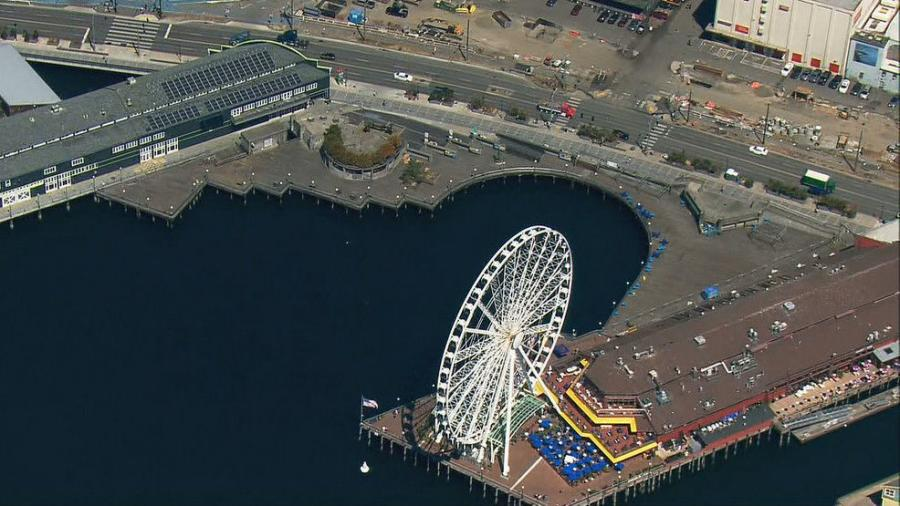 Seattle Structural, a private engineering firm, recommends Pier 58 be removed within 90 days.