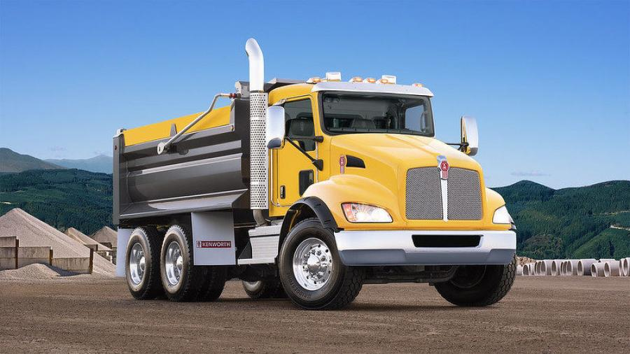 The Class 7 T370 offers a GVW range from 26,001 to 66,000 lbs. as a straight truck or tractor, and is a multi-dimensional performer to suit almost any vocation.