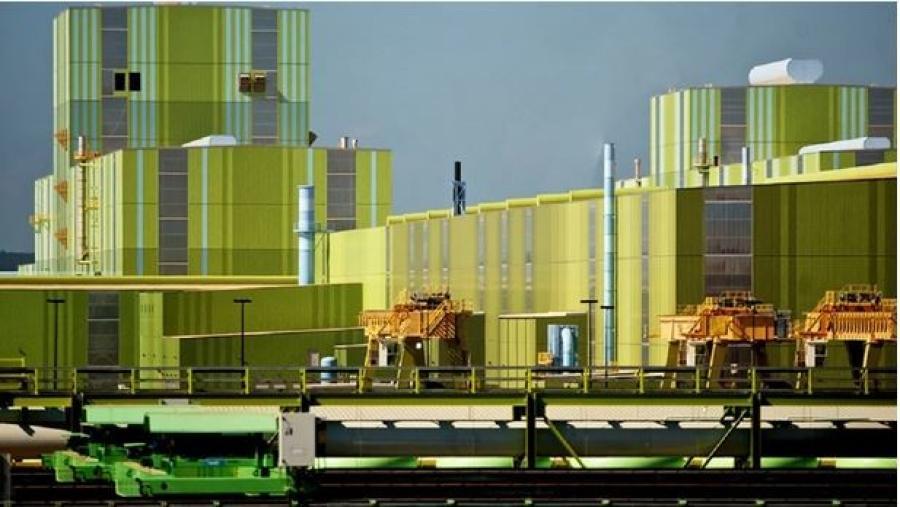 AM/NS Calvert Mill plans to add a $500 million electric arc furnace in Alabama, creating 300 jobs. (AM/NS Calvert photo)