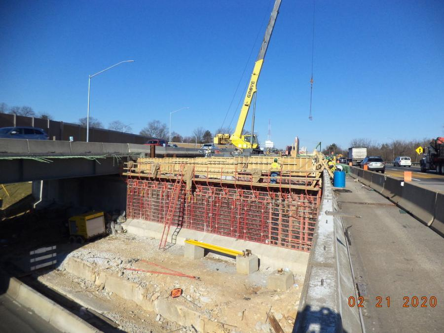 The Maryland Department of Transportation State Highway Administration (MDOT SHA) awarded the $131 million contract to Tutor Perini Corporation of New Rochelle, N.Y.