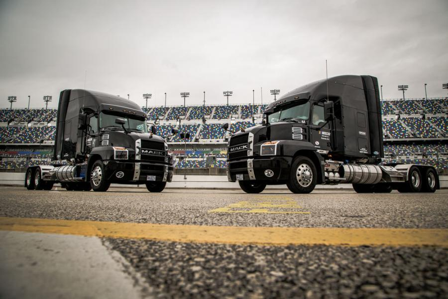 Mack Trucks announced the Mack NASCAR Virtual Experience, live online sessions for customers and dealers about life in the NASCAR Cup Playoff Series.