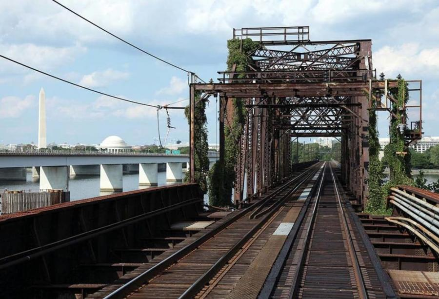 Northern Virginia's Long Bridge Rail Project Barrels Ahead