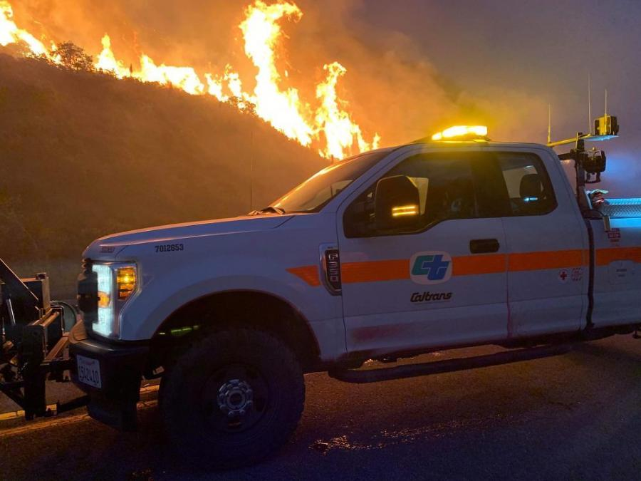 Since mid-August, when the most recent major wildfires began, CalFire said the blazes have caused 25 fatalities and destroyed nearly 5,400 structures.
