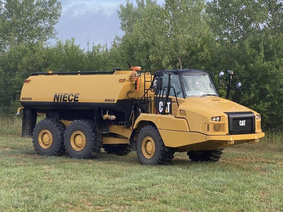 Niece NWT 5000 is a 5,000-gallon tank.