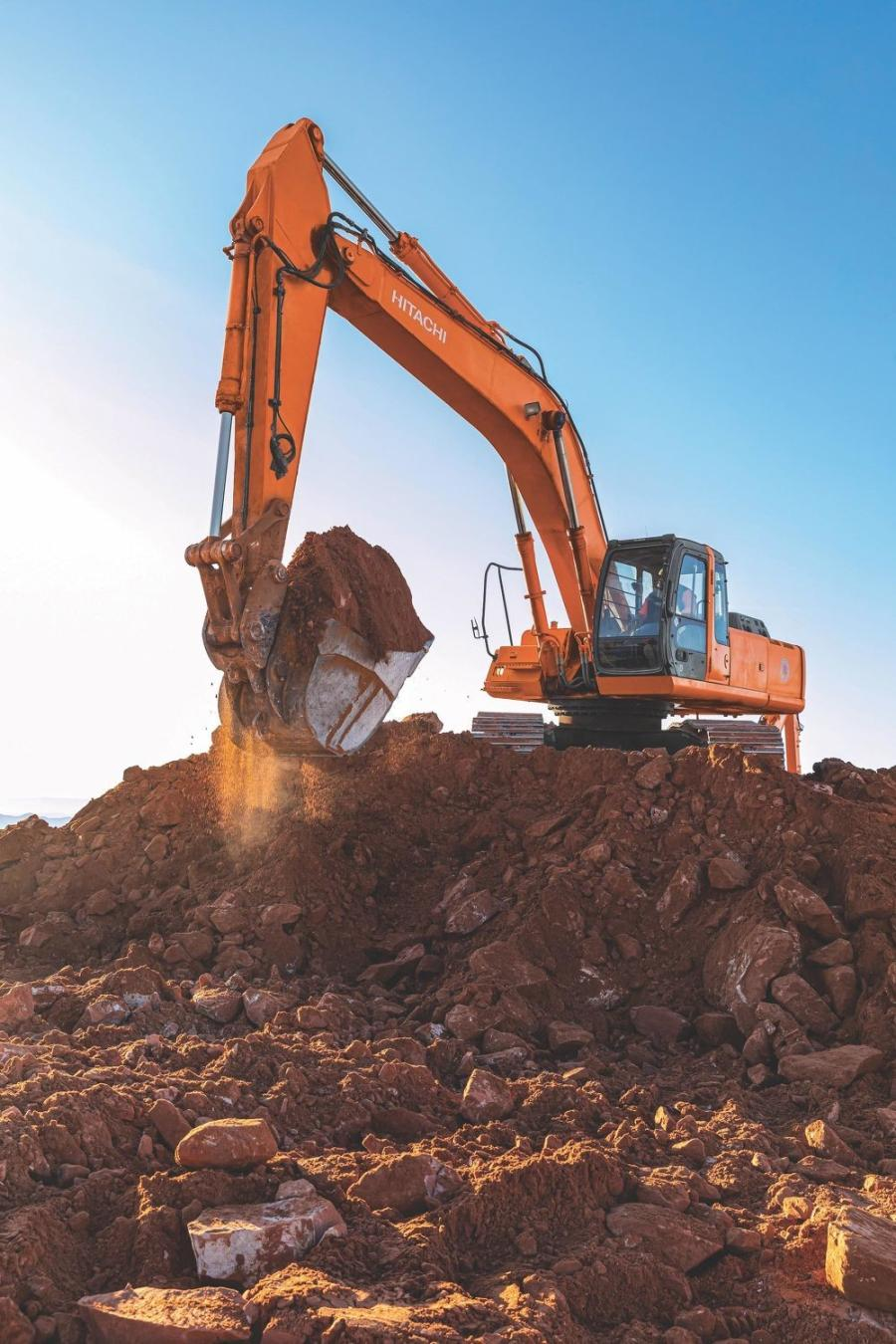 Hitachi continues to provide a range of machines customers trust for their operations.