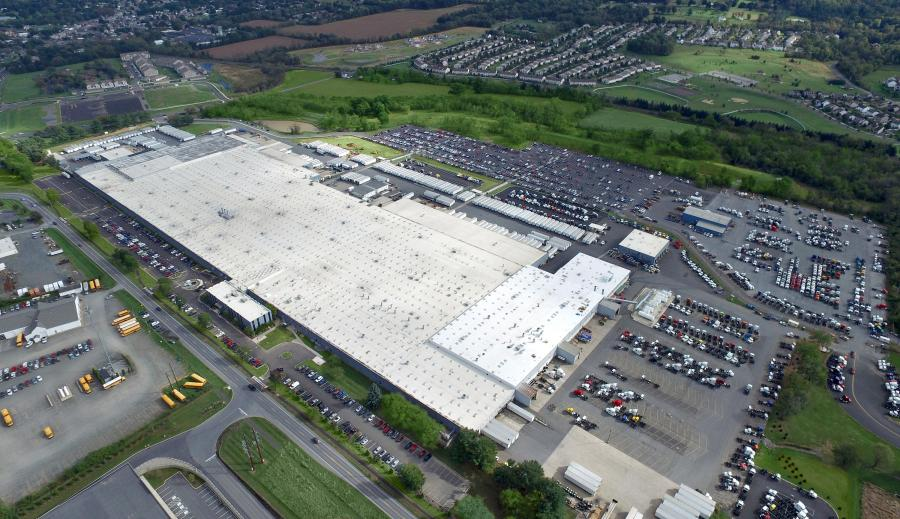 "Mack Trucks has achieved a major milestone at its Lehigh Valley Operations (LVO) in Macungie, Pa., with the completion of an $84 million renovation dubbed project ""Reborn."""
