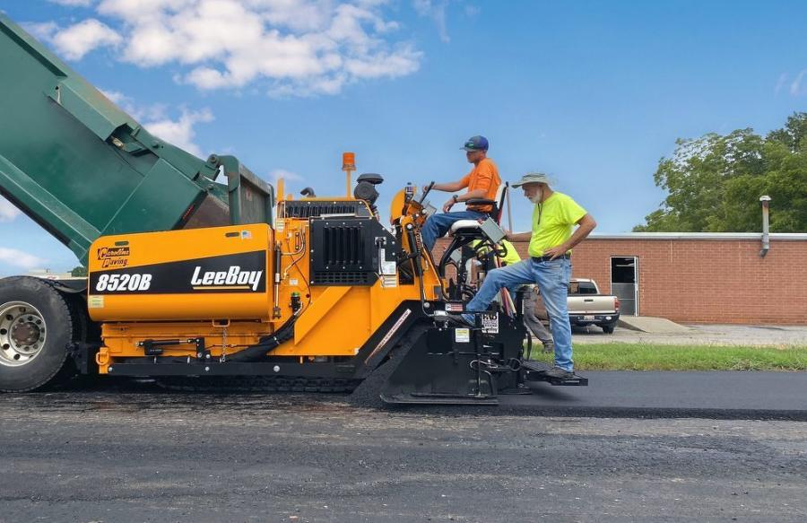 Ascendum Machinery already serves as the LeeBoy dealer in Western N.C., and the company will handle all sales, rental, warranty and parts needs from seven locations.