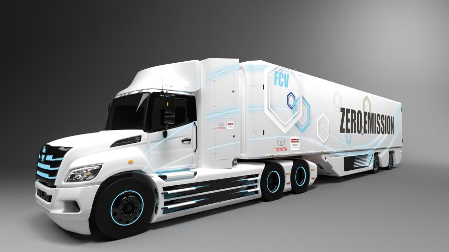 The companies will leverage the newly developed Hino XL Series chassis with Toyota's fuel cell technology to deliver enhanced capability without harmful emissions.