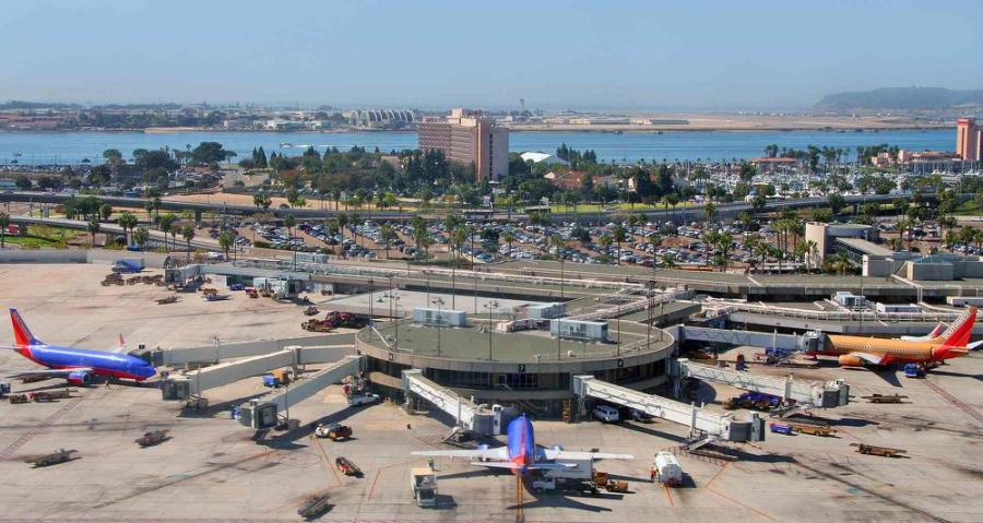 The Turner-Flatiron joint venture was awarded a contract to build a new $2.265 billion airport terminal at San Diego International Airport.