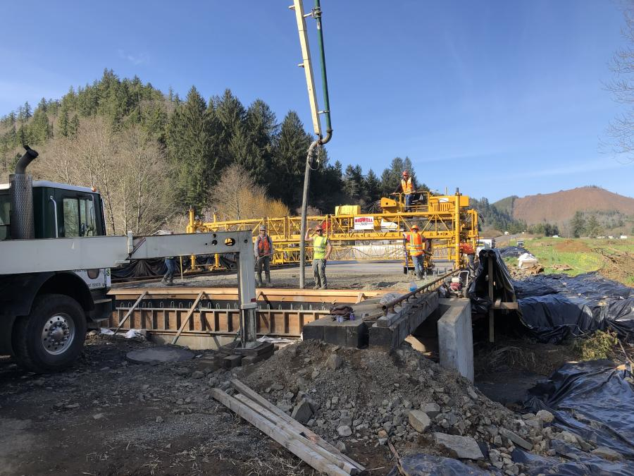 Bent LLC is the general contractor for the $4.3 million project that began in November 2019.
