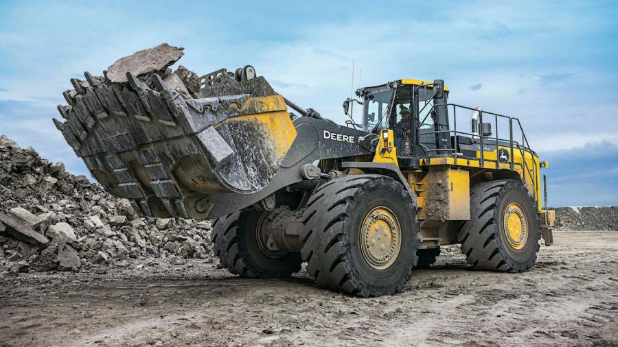 First launching in 2015, the 944K Hybrid model features a 536-hp, Final Tier IV engine, which delivers impressive torque and responsiveness while maintaining good boom and bucket speed, according to the manufacturer.