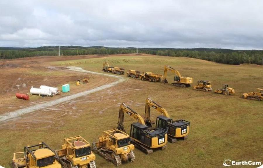 Located on 53 acres of land, the facility will be 530,000 sq. ft. (Graham & Company photo)