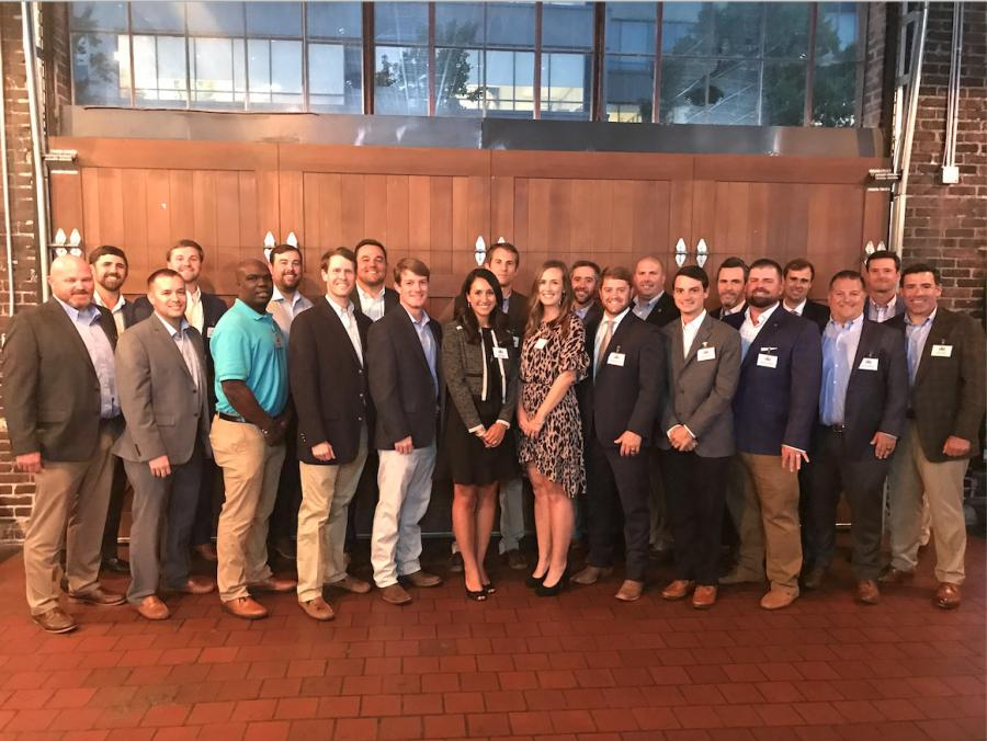 Individuals throughout the state of Alabama — from project managers and engineers to accountants and safety managers — make up the 2020 Class of AGC 40 Under 40.